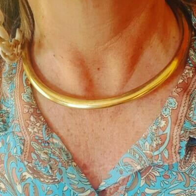 Collar gold India