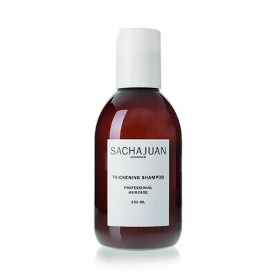 Уплотняющий шампунь для волос