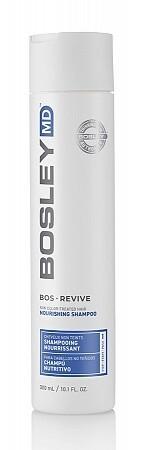 Шампунь от выпадения для НЕокрашенных волос/BOSRevive Non Color Treated Hair Nourishing Shampoo/ 300ml/Bosley Pro