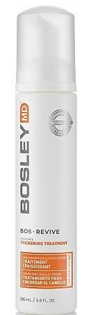 Уход-активатор против выпадения для окрашенных волос / BOSRevive Color Safe Thickening Treatment / 200мл /Bosley Pro
