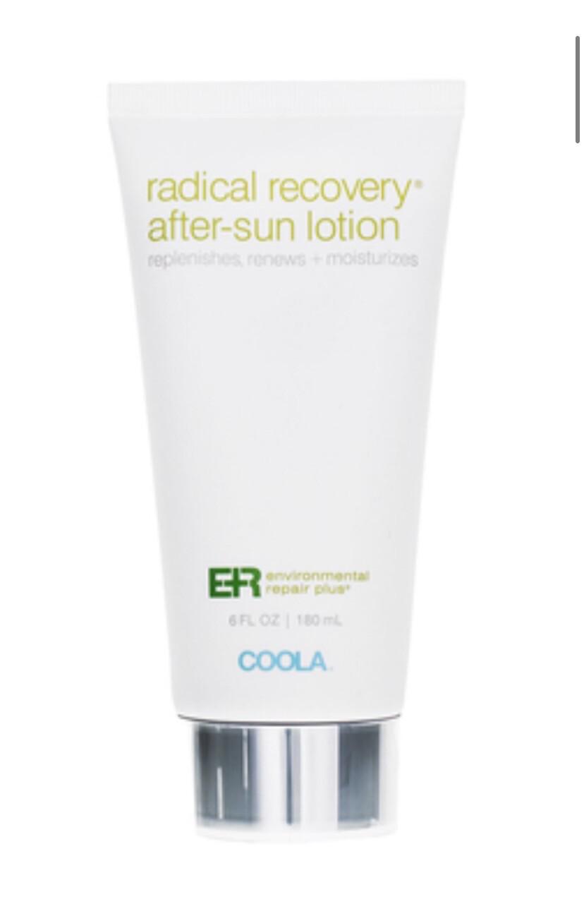 Восстанавливающий лосьон для лица и тела после загара Radical Recover After-Sun Lotion 180мл