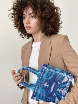 Iceland mini tote bag