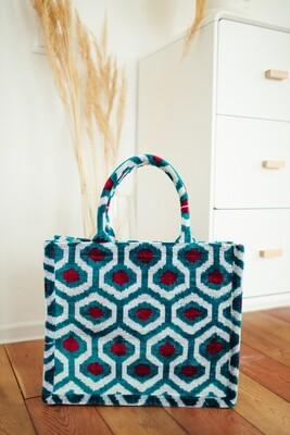 France large tote bag