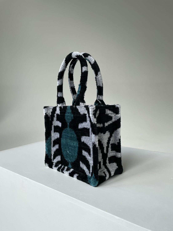 Peru mini tote bag