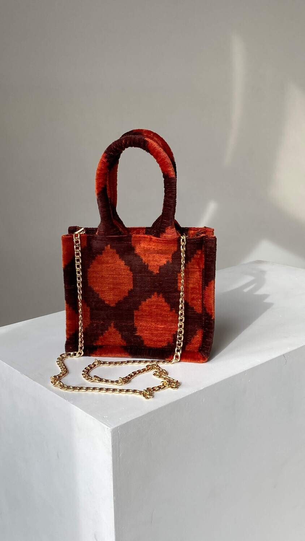 Armenia mini tote bag