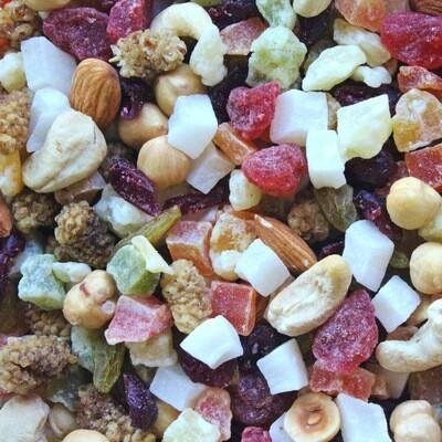 Mix Tutti Fruiti - 250gr / 1 Kg