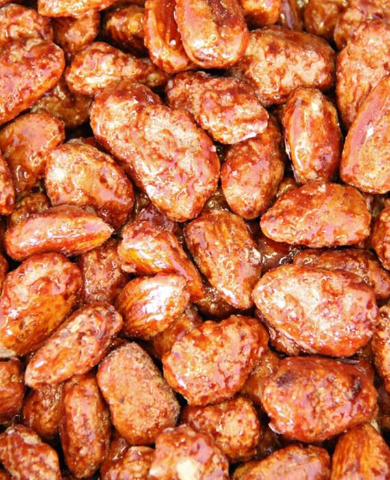 Amandes Caramélisées - 250gr / 1 kg