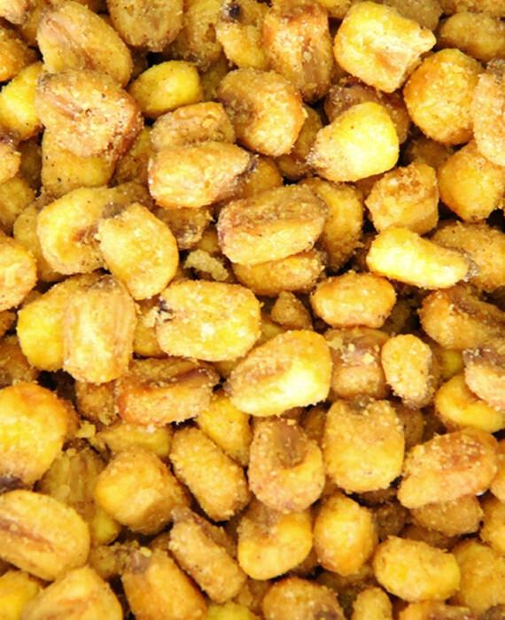 Maïs Grillés Salés - 500gr / 1 Kg