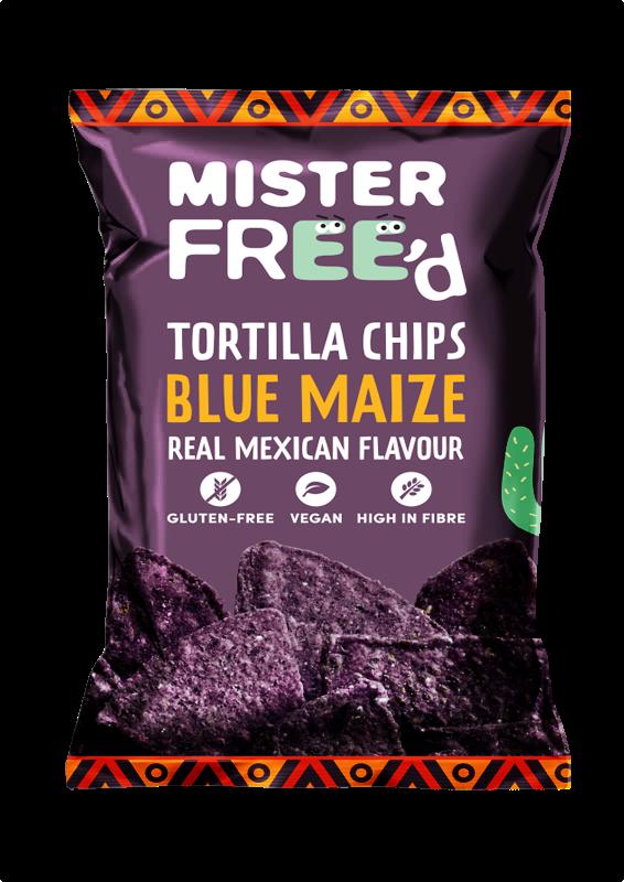 Mister Free'd Blue Maize - 135gr