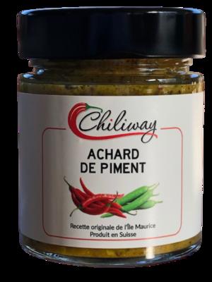 Achard de piment - 140 gr