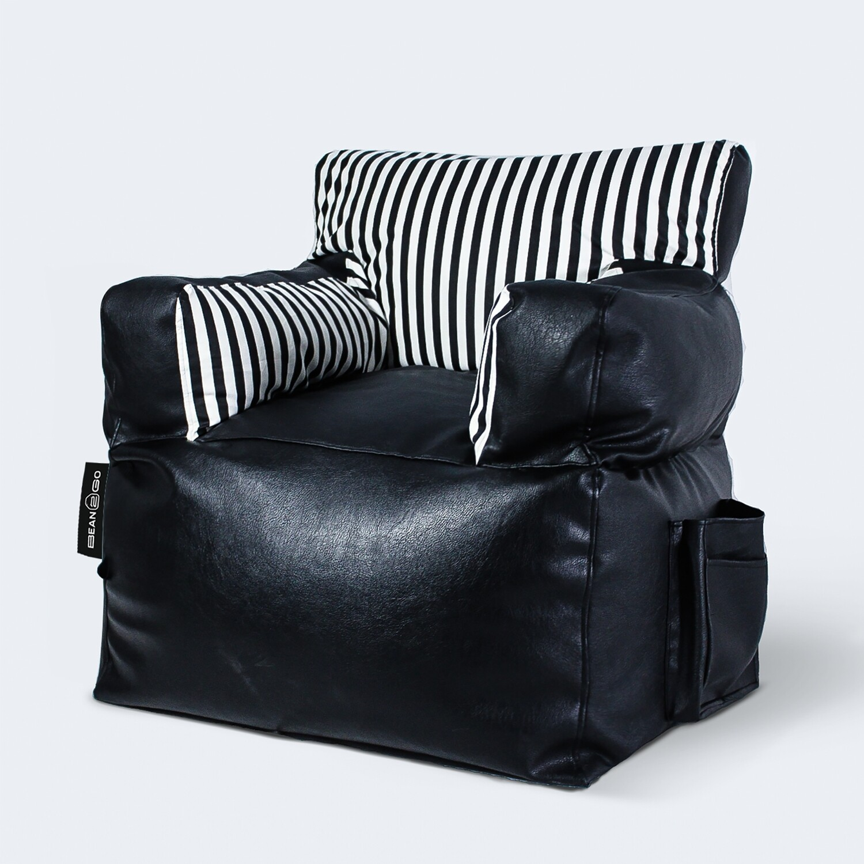 Royal Beanbag Chair Leather