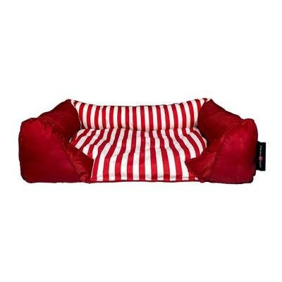 Adult Pets Bed Stripe