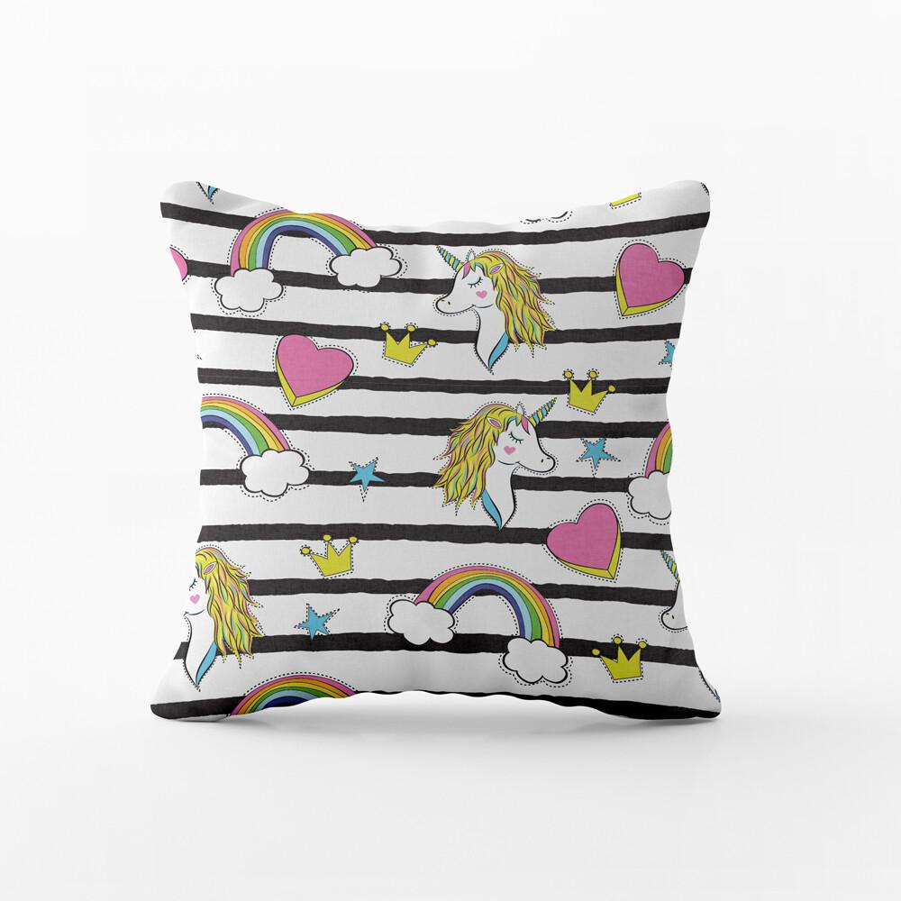 Home2go Unicorn Decor Cushion 45*45 cm