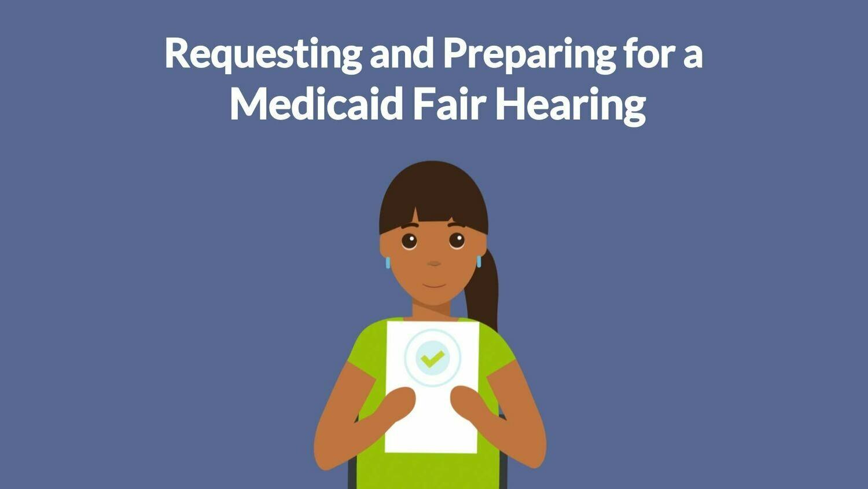 What is a Medicaid Fair Hearing?