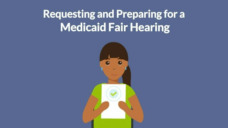 What is a Medicaid Fair Hearing?