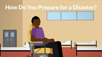 How Do You Prepare for a Disaster?