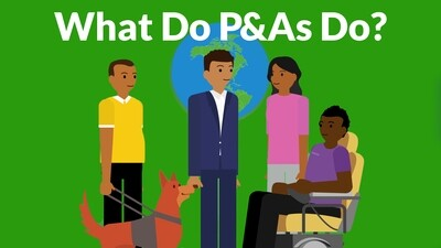 What Do P&A's Do?