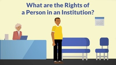 What are the Rights of a Person in an Institution?