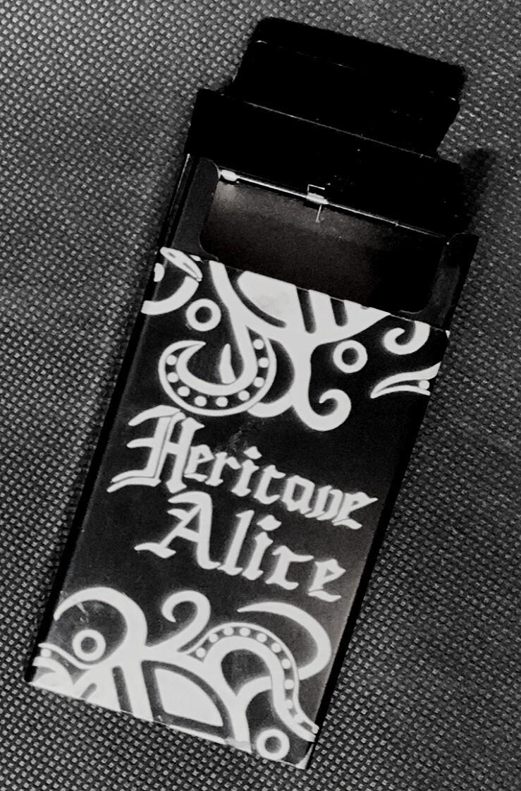 Custom Cigarette Case