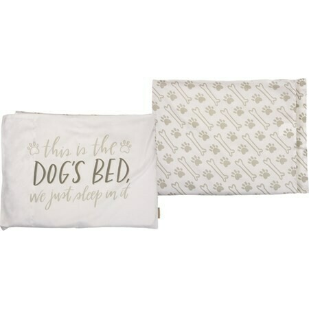 100% Cotton Reversible Pillowcase