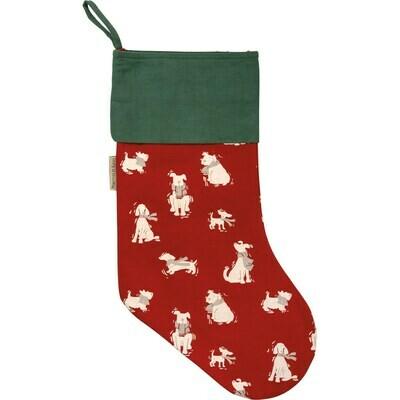 Oversized Christmas Stocking for the Dog