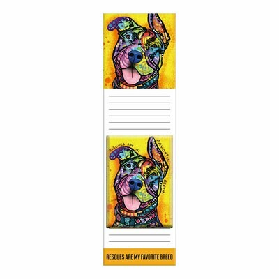 Dean Russo Magnet & Notepad Gift Sets (various)