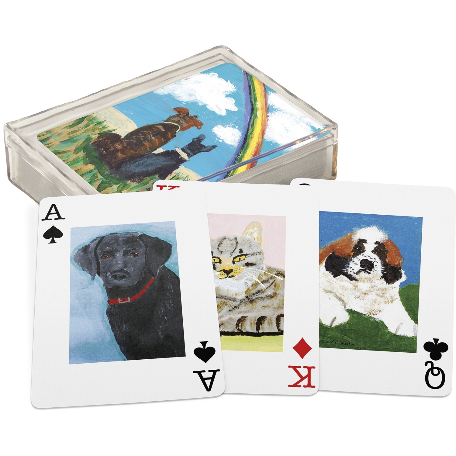Gallery Pet Art Playing Card Deck