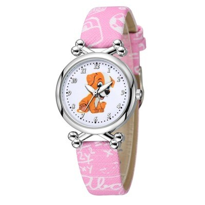 Puppy Children's Quartz Watch