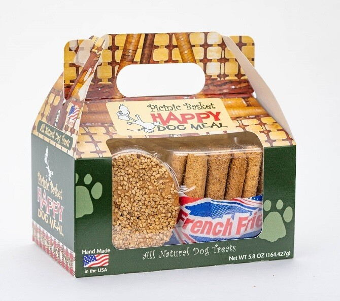 Happy Dog Meals (choose your box design!)