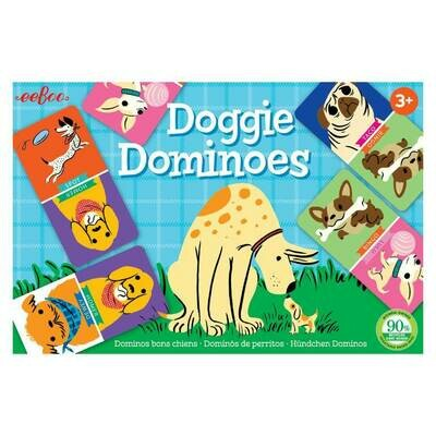 Doggie Travel Dominoes (Ages 3+)