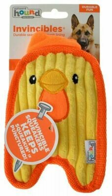 Cute Chick Dog Toy for Toughest Chewers