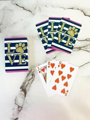 Simply Southern Water-Resistant Playing Cards (3 styles!)