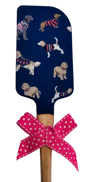 Simply Southern Silicone Nonstick Spatula: Dog Print