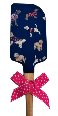Simply Southern Nonstick Spatula - Dogs Print