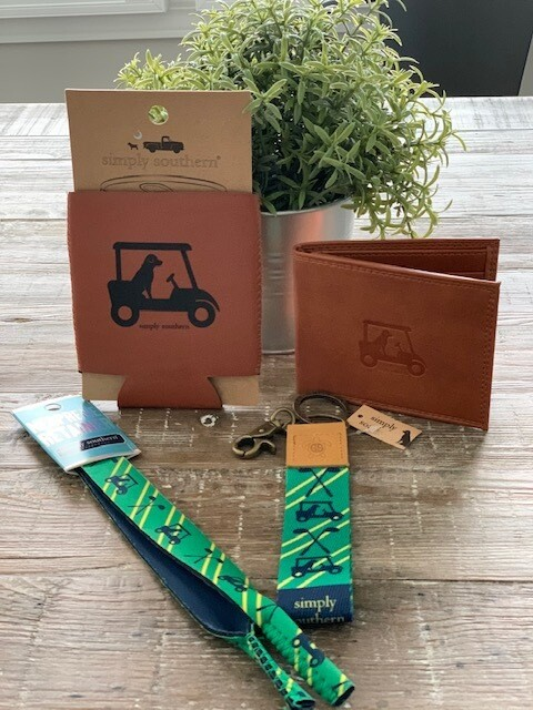 Simply Southern Golfing Dog Bundle