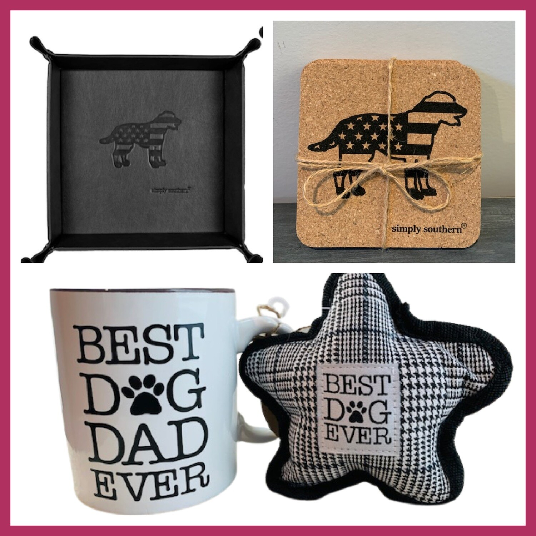 Dapper Dog Dad Bundle + FREE Gift