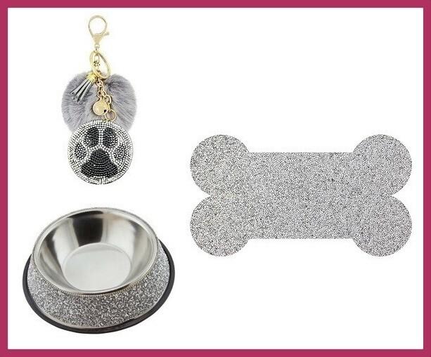 Diva-tastic Rhinestone Dog Bundle