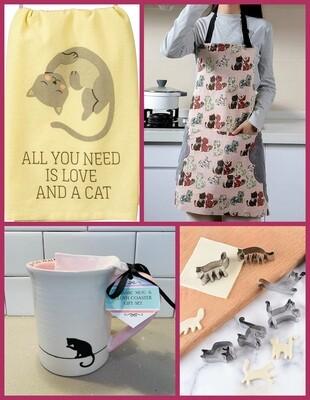 Meow-tastic Cat Mom Bundle II