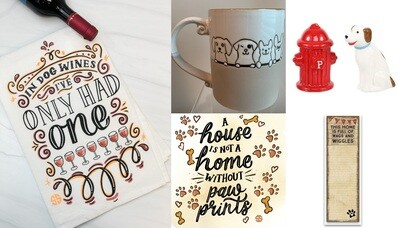 'Not A Home Without Pawprints' Bundle