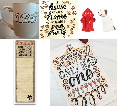 'A Pawtastic Home' Bundle