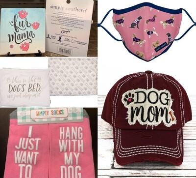 Furr-tastic Dog Mom Bundle (4 hat colors!)
