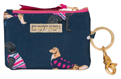 Simply Southern Coin Purse: Dogs Print