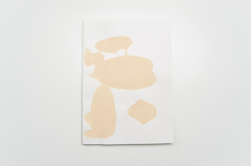 Rorschach Books - A4 - Nude