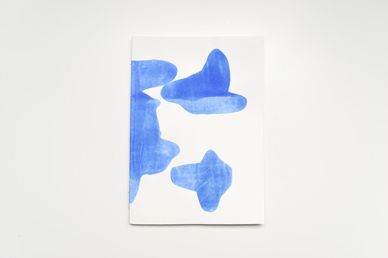 Rorschach Books - A4 - Blue