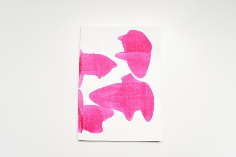 Rorschach Books - A4 - Pink