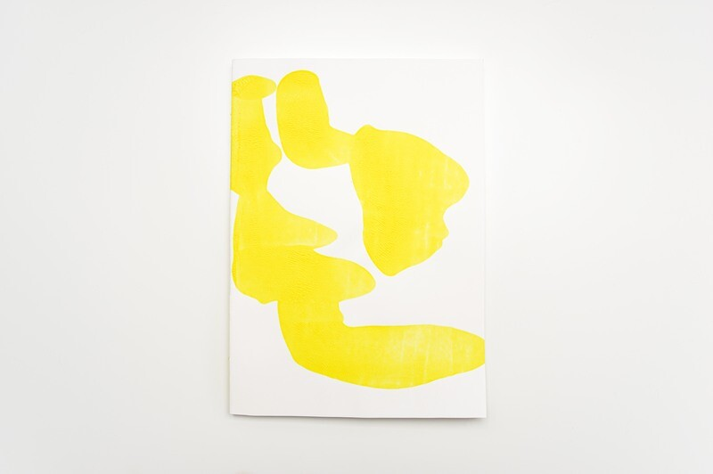 Rorschach Books - A4 - Yellow