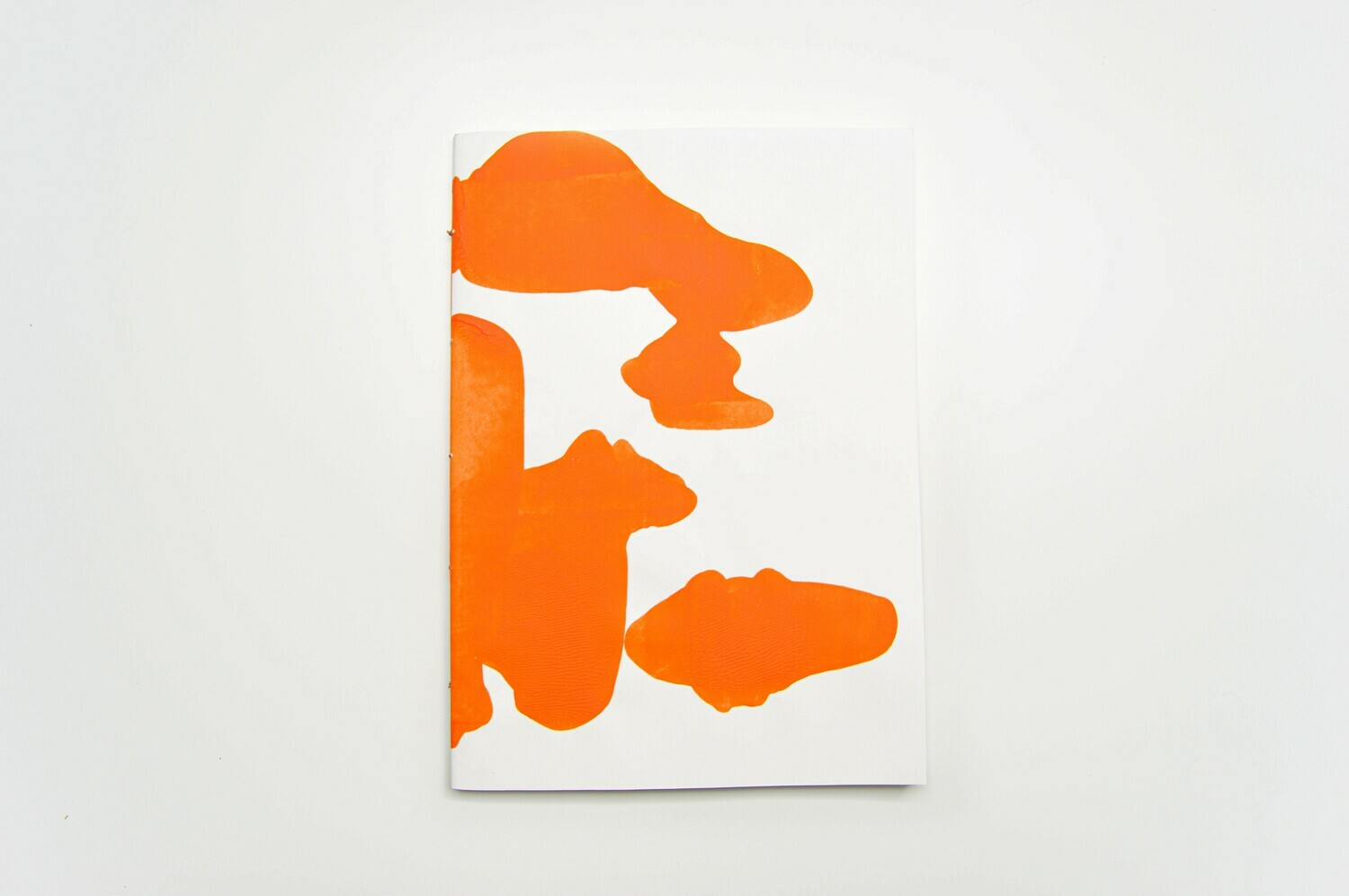 Rorschach Books - A4 - Orange