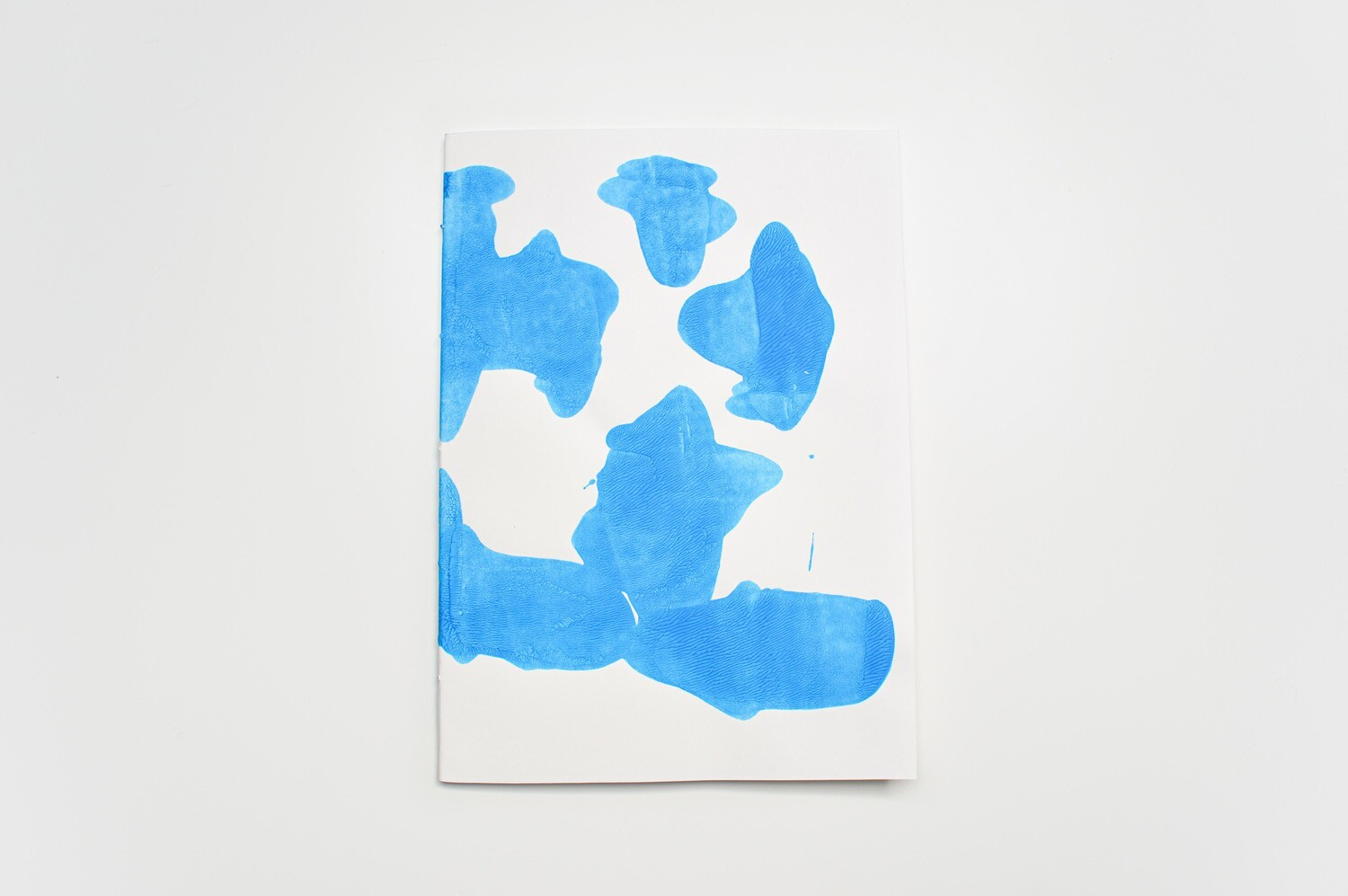 Rorschach Books - A4 - Light Blue