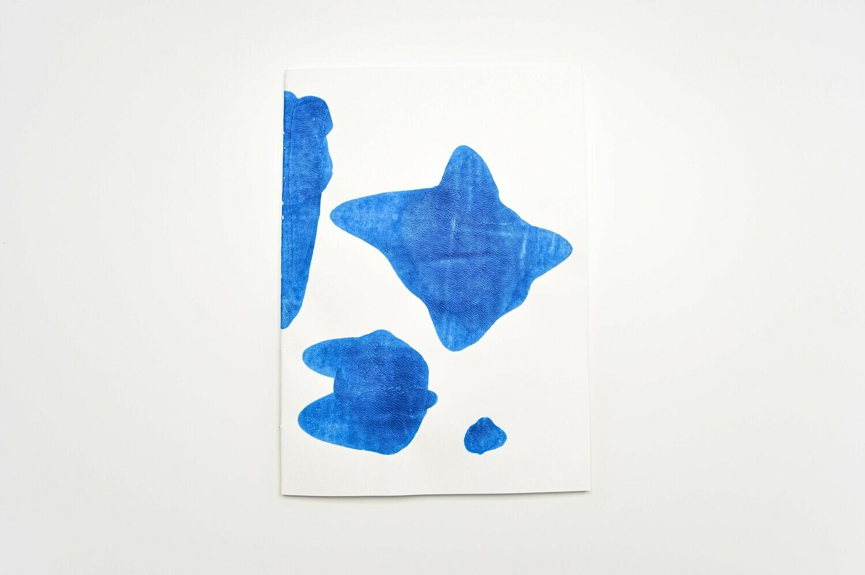 Rorschach Books - A4 - Dark Blue