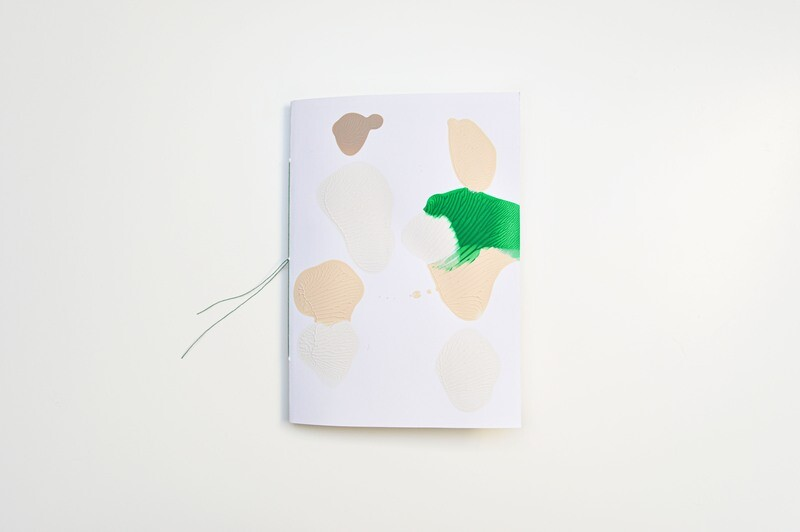 Multicolour Art Notebooks - A5 - Green & Nude